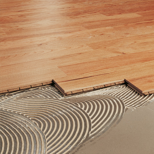 wood floor installation dubai