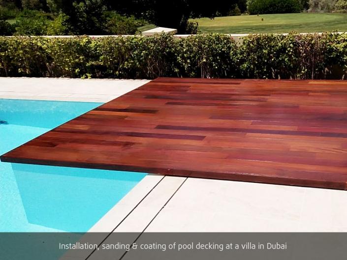decking in Dubai UAE