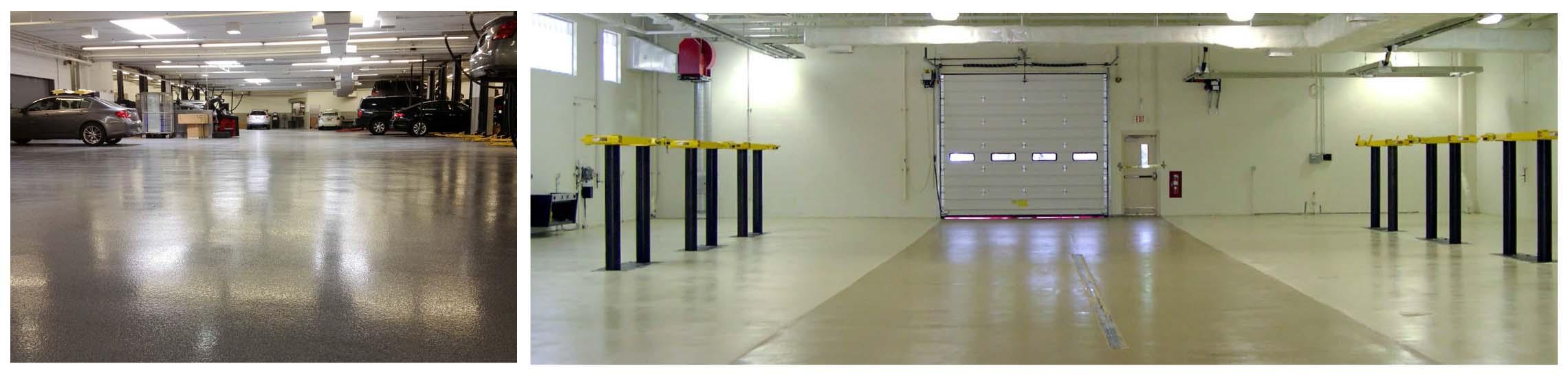 Concrete Floor Coating Systems 2